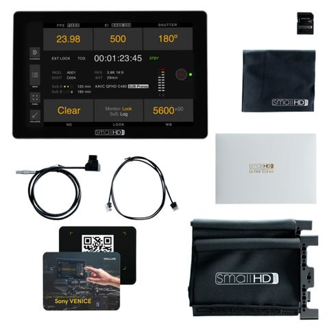 SmallHD Cine 7 Sony Venice Bundle