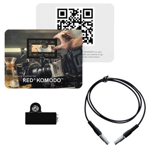 SmallHD Camera Control Kit Komodo - Cine 7/702 Touch/Indie 7