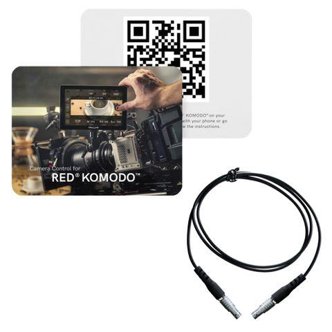 SmallHD Camera Control Kit Komodo - Focus Pro