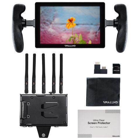 SmallHD Indie 7 Bolt 4K V-Mount Kit