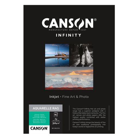 Canson Aquarelle Rag 310gsm