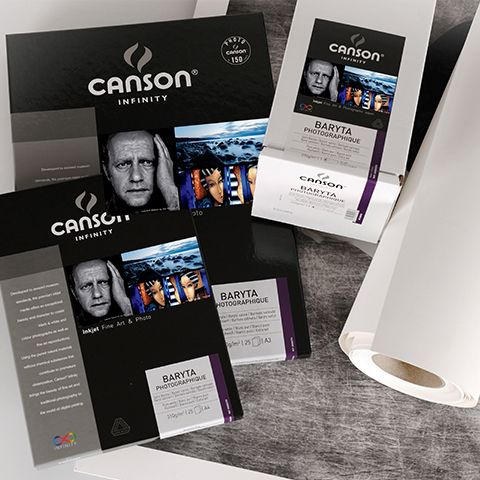 Canson Baryta Photographique 310gsm