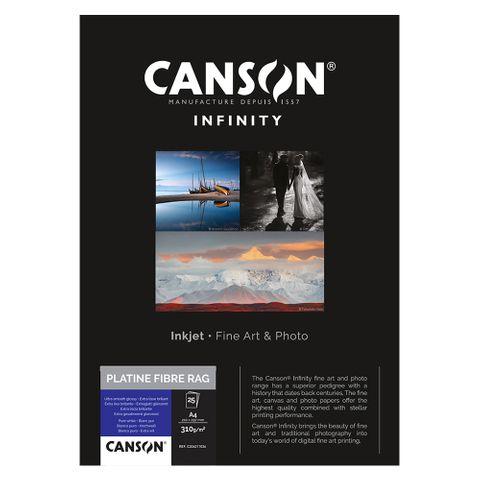 Canson Platine Fibre Rag 310gsm