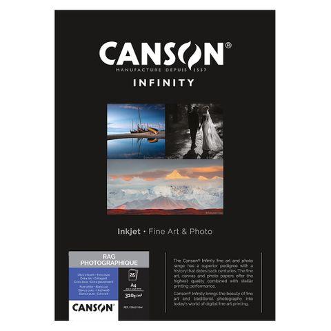Canson Rag Photographique 310gsm