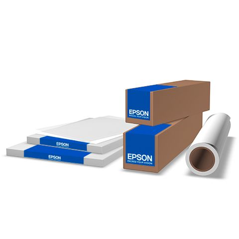 Epson Hot Press Bright Paper