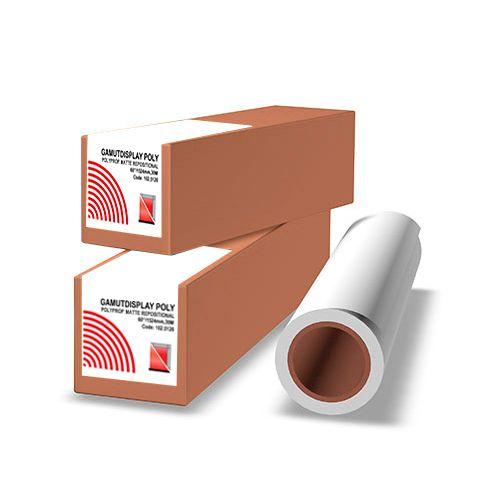 GamutDisplay Matte Polypropylene Paper