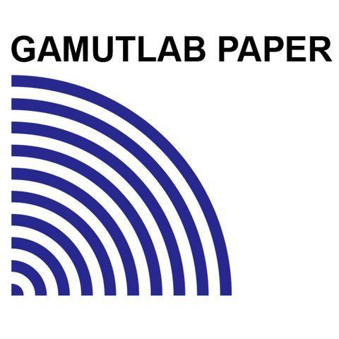 GamutLAB D700 & D860 Paper