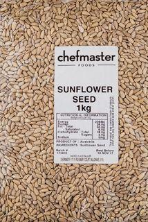 SUNFLOWER SEEDS 1KG CHEFMASTER