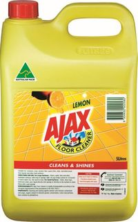AJAX FLOOR CLEANER 5LT *