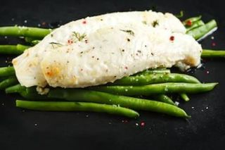Frozen Fish & Seafood