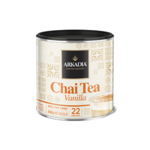 CHAI TEA - VANILLA 400G (6)
