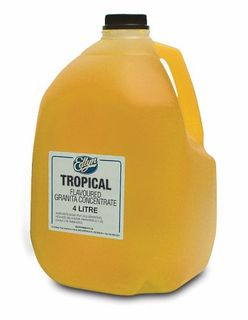 GRANITA TROPICAL 4 LITRE * (3)