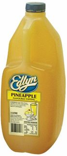 TOPPING PINEAPPLE 3LTR (4) EDLYN