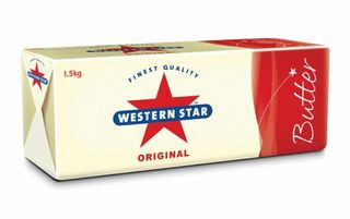BUTTER SALTED 1.5KG (8) WESTERN STAR