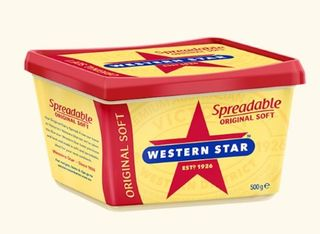 BUTTER SALTED 500GM (16) WESTERN STAR