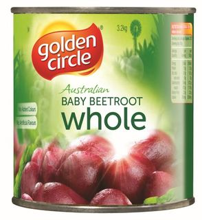 BEETROOT WHOLE BABY A10 (3)  G/CIRCLE