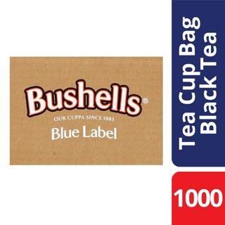 TEA-CUP BAGS (1000)  BUSHELLS