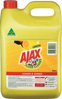 AJAX FLOOR CLEANER 5LT *