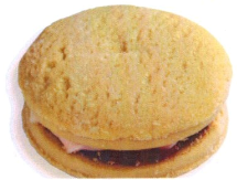 BISCUIT MONTE CARLO (12)*MONSTER COOKIE