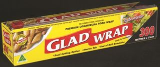 GLAD CLING WRAP DISPENSER 600X33 *
