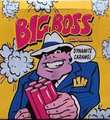 BIG BOSS CARAMEL (75) *