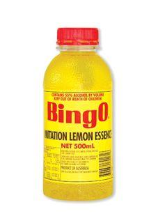 ESSENCE LEMON 500ML (12) BINGO