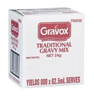 GRAVOX 3KG