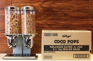 COCO POPS 1KG X 6 KELLOGGS