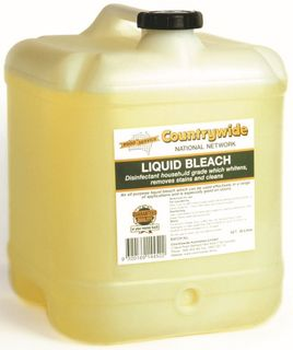 BLEACH C/WIDE 20LITRE *