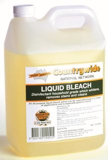 BLEACH C/WIDE 5LITRE (4) *