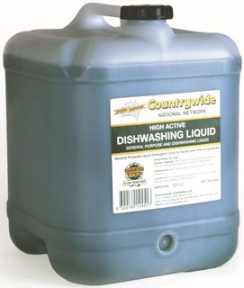 DISHWASHING LIQUID  20LTR C/WIDE*