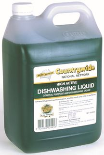 DISHWASHING LIQUID 5LT (4) *