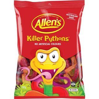 KILLER PYTHONS 1KG (6) *ALLENS
