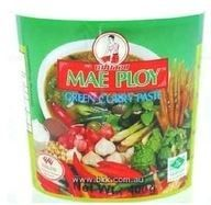 PASTE GREEN CURRY 400GM MAE PLOY