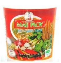 PASTE RED CURRY 400gm   MAE PLOY