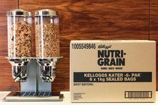 NUTRI GRAIN 6 X 1KG KELLOGG'S