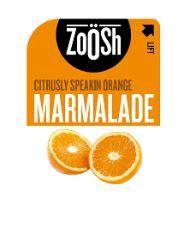 JAM MARMALADE P/C 50 (6) ZOOSH