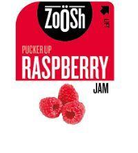 JAM RASPBERRY P/C 50 (6)  ZOOSH