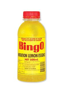ESSENCE LEMON 500ML (12) BINGO
