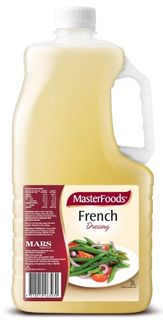 DRESSING FRENCH  3LITRE (4) MASTERFOODS