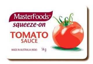 TOMATO SAUCE P/C 100'S MASTERFOODS