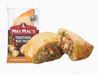 PASTIES TRADITIONAL (12) * MRS MAC
