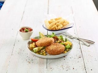 FISH CAKES 100GM 2KG (2) MARKWELL