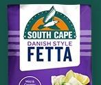 CHEESE FETTA DANISH 2KG (2) SOUTHCAPE