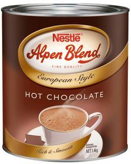 ALPEN BLEND HOT CHOCOLATE (6)
