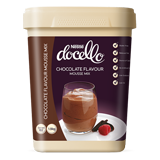MOUSSE CHOCOLATE 2KG (6) DOCELLO