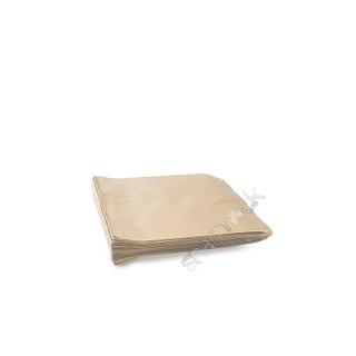 BAG BROWN 1 SQUARE (500)*