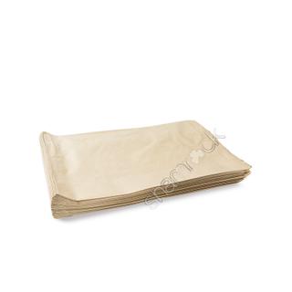 BAG BROWN 3 LONG (500)*