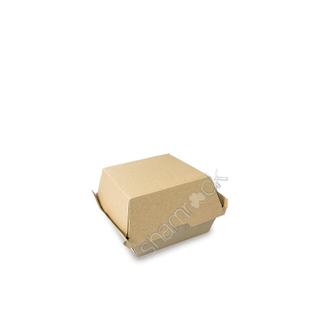 BURGER BOX KRAFT #501470  (250)* SHAMROC