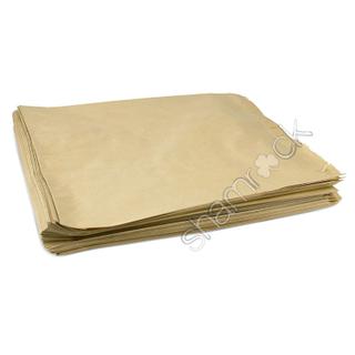 BAG BROWN 4 SQUARE (500)*